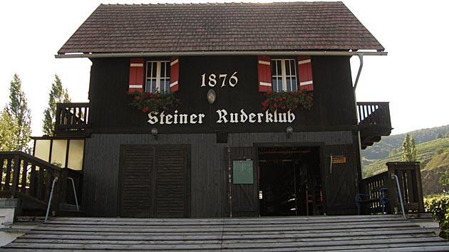 StRCl Clubhaus Ostansicht