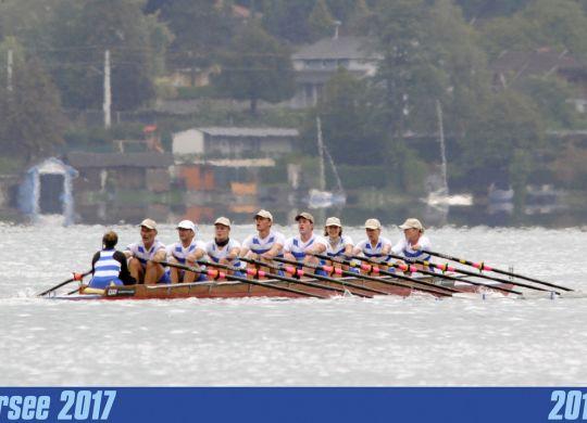Blaues Band - volle Kraft voraus! (Foto: RV Albatros)